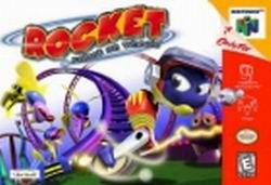 Rocket - Robot on Wheels (USA) Box Scan